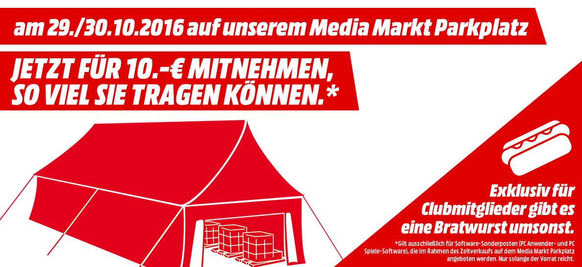 Lokal Mediamarkt Koblenz - So viel kaufen, wie Sie tragen können
