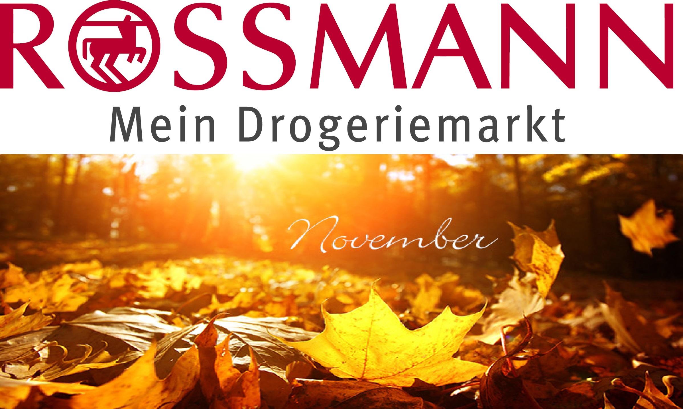 [Rossmann App] mögliche Deals im November