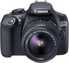 [Amazon Deal des Tages] Canon EOS 1300D inkl. EF-S 18-55mm