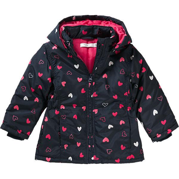 20% Rabatt auf Jacken bei [MyToys] z.B. name it Winterjacke NITMELLO für 26,91€ inkl. VSK statt ca. 33€