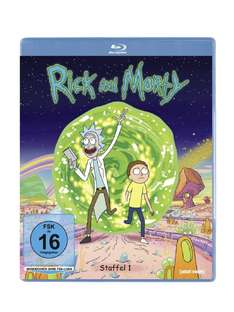 [Thalia.de] Rick and Morty Staffel 1 - Bluray