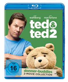 (Amazon Prime) Ted 1 & 2 Blu-ray Box für 12,99€