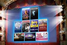 Entertainment LIVE ab 16€ statt 31,90€ Musicals mit den Hits von Tina Turner, Falco, Queen, ABBA, Beatles, Elvis, Boney M. uvm. auf Vente Privée