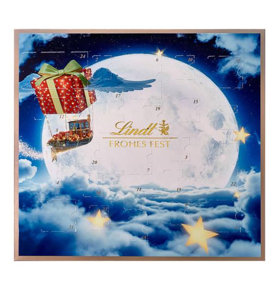 Lindt-Adventskalender bei Galeria Kaufhof mit mind. 5€ Gutschein