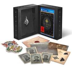 (Game.co.uk) The Order 1886 Blackwater Edition (PS4) für 23,45€