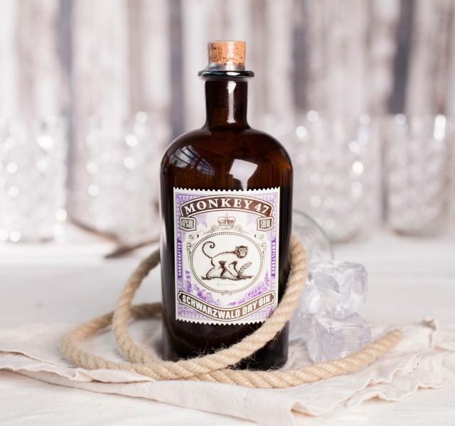 Foodist: 25% Rabatt auf ausgewählte Spirituosen, z.B. 2x Monkey 47 Schwarzwald Dry Gin für 49,35€
