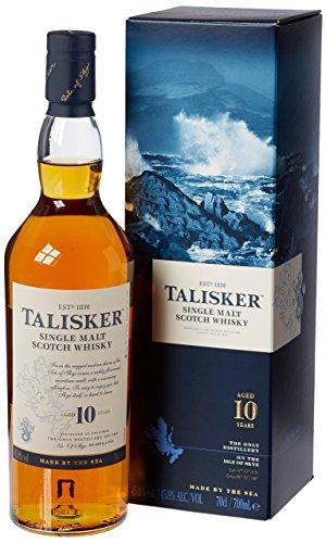 Amazon Talisker 10 Jahre Single Malt Scotch Whisky 0.7 l