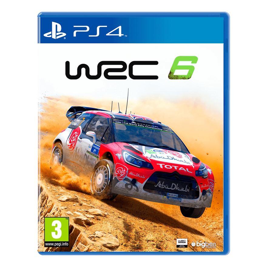 Preisfehler: PSN Indonesien:  WRC 6 FIA World Rally Championship- PS4 für 5,60€ ( auf deutsch spielbar)