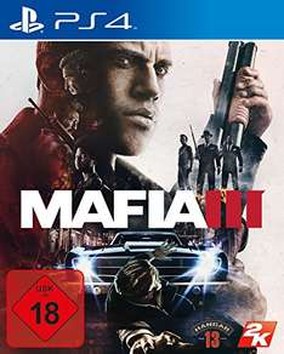 Mafia III 3 - PS4 - bei Amazon für 38 Euro
