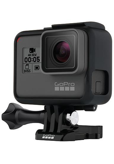 GoPro Hero5 Action Kamera mit 4K UHD, WLAN, Bluetooth, GPS, Sprachsteuerung, elektronischer Bildstabilisator für 379,95 Euro (Planet Sports)