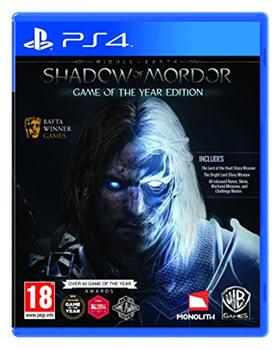 Mittelerde: Mordors Schatten - GOTY Edition (PS4/Xbox One) für 15,87€ (Base.com)