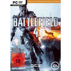 Battlefield 4 inkl. China Rising (Retail) für 7,99€ [Müller]