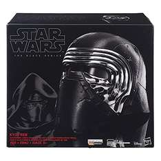 Star Wars Black Series Helm von Kylo Ren mit voice changer [Amazon.uk]