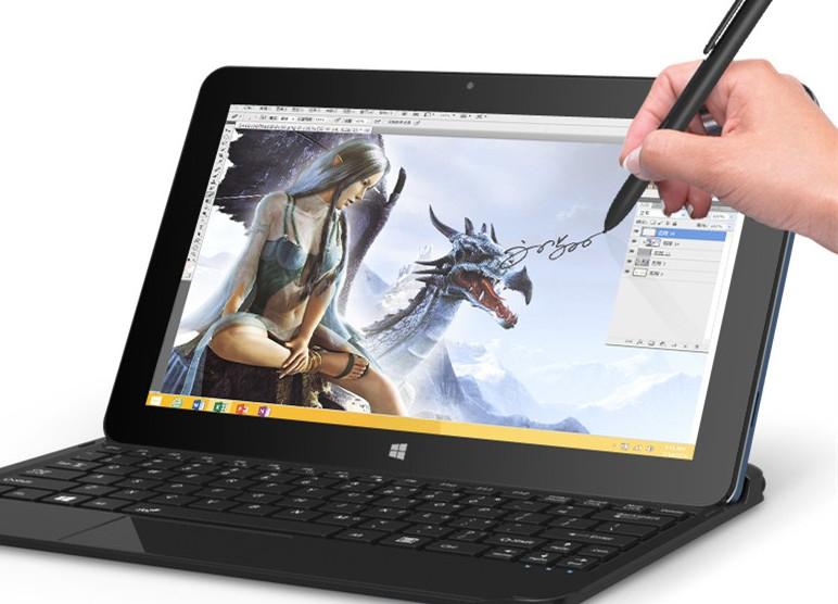 Windows 10 Tablet Cube I7 Stylus mit Wacom Stift-Support