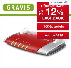 AVM FRITZ!Box 7490 VDSL-/DSL-Router - Gravis