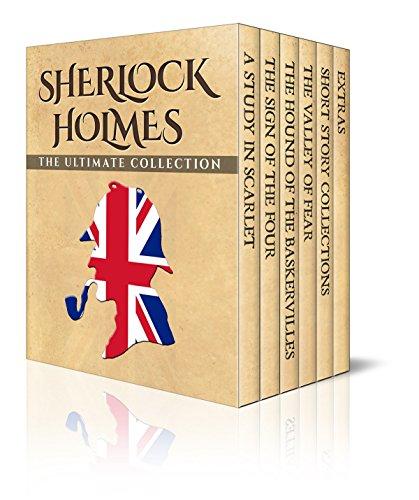[Gratis] Sherlock Holmes: The Ultimate Collection (English) Kindle Edition bei Amazon