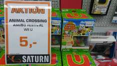 Lokal Saturn Hamburg Altona - Wii U Animal Crossing Amibo Festival