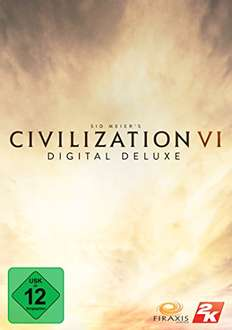 Update: Deluxe Edition von Civilisation VI 6 als Steam-Code Download