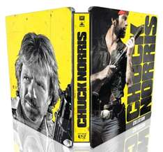 [Amazon.fr] Chuck Norris Blu-ray Steelbook Collection (alle Filme mit dt. Tonspur)