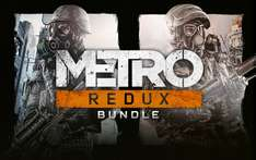 [Steam] Metro Redux Bundle (Metro 2033 Redux und Last light Redux)