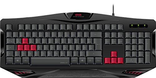 [Amazon.de] Speedlink IOVIA Gaming Tastatur schwarz für 9,99 Euro