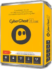 ComputerBILD: 1 Jahr Cyberghost VPN 6 CBE + ESET Smart Security 2016