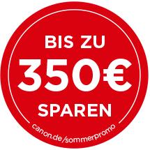 Canon Cashback ab 01.11.2016 - z.B. 90 Euro für die EOS 80D, 45 Euro für die EOS 750D uvm.