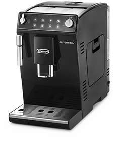 DeLonghi ETAM 29.510.SB Autentica Kaffeevollautomat (Dampfdüse, Schwarz) (amazon.it)