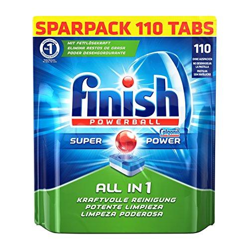 Finish All in 1, 110 Tabs für 10,49€ im Sparabo bzw. 9,09€ bei 5 Sparabos [Amazon]