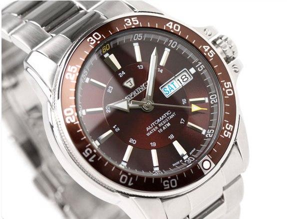 50% Rabatt auf alle J.Springs Uhren - z.B. Herren Automatikuhr BEB062 für 98€ statt 318€ [karstadt.de]