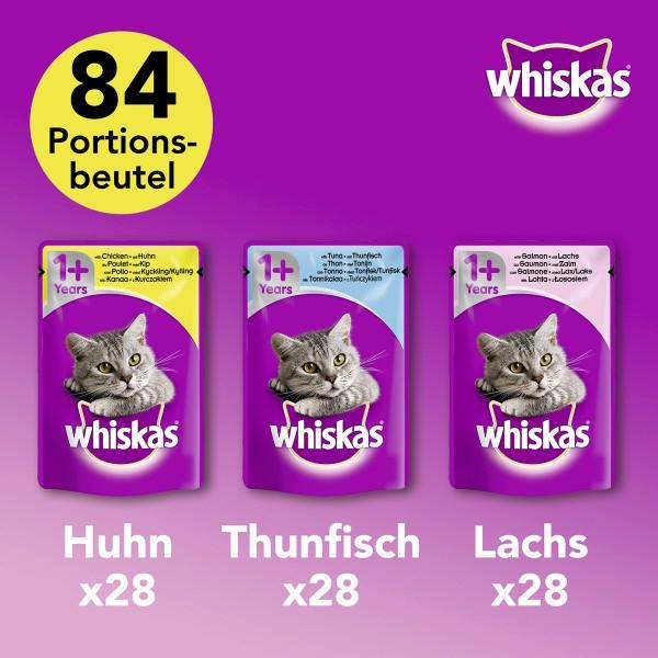 [zooroyal.de] 30 kg Katzenfutter für 56,96 € - 1,9 € / kg