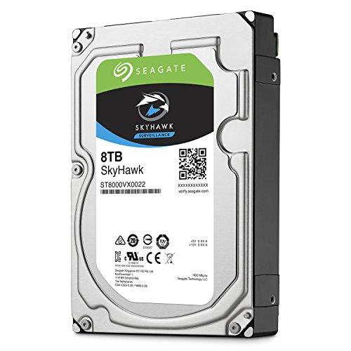 Seagate SkyHawk 8 TB Interne Festplatte [Amazon]
