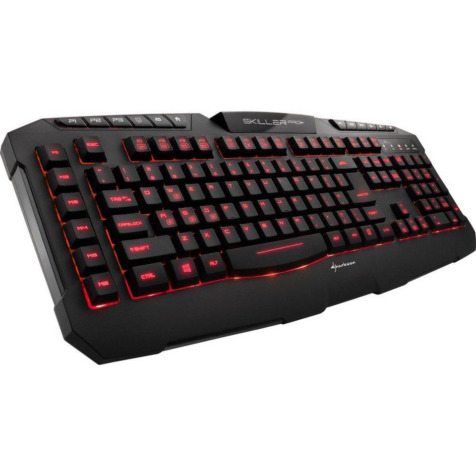 [Otto] Sharkon Skiller Pro Gaming Tastatur - versandkostenfrei für Neukunden
