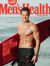 Gratis Ausgabe Men's und Woman's Health Keine Kündigung notwendig!
