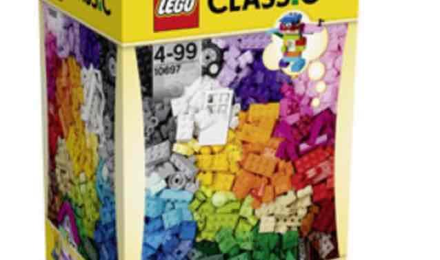 LEGO 10697 Classic Große Kreativ-Steinebox