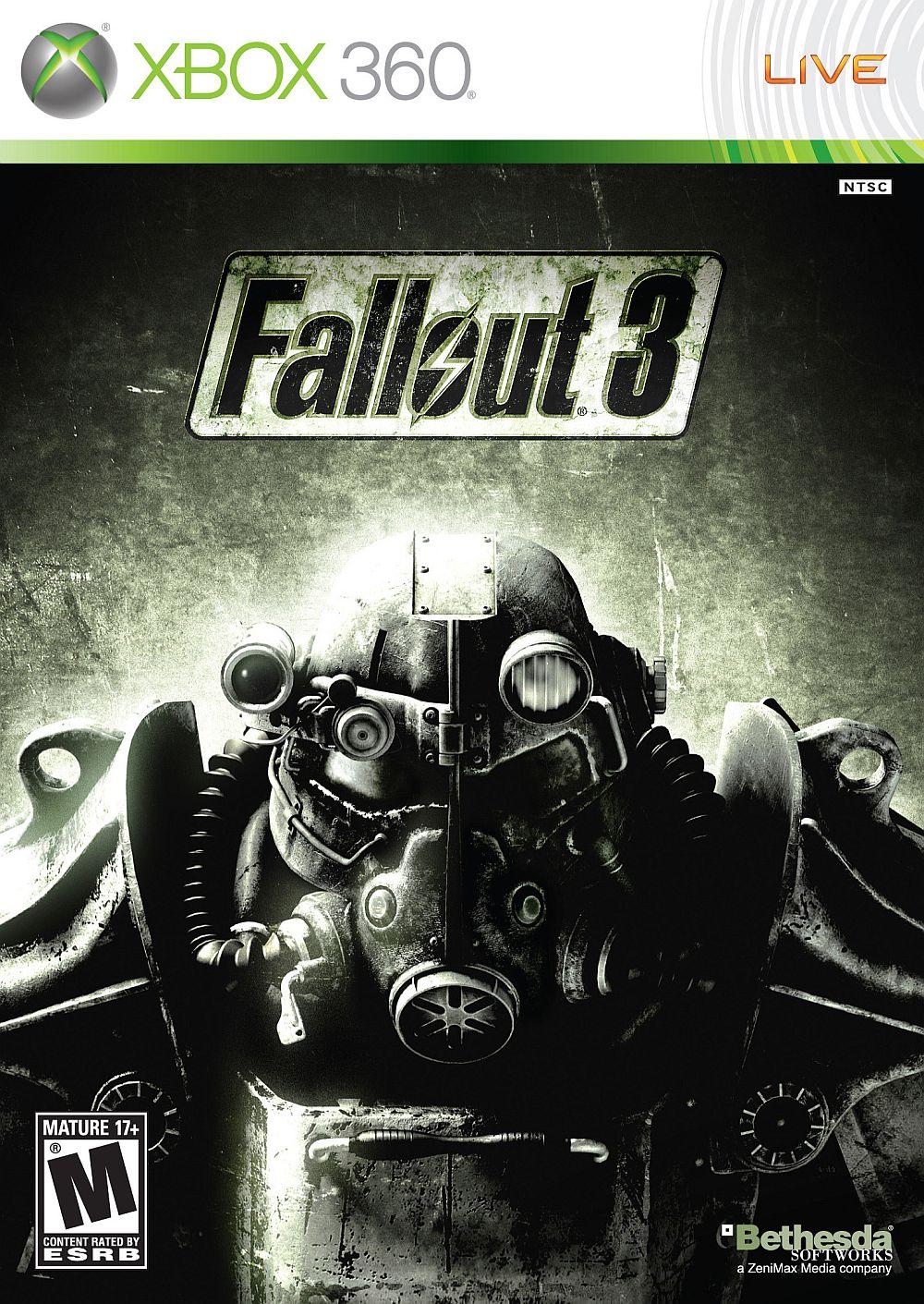 [CDkeys] Fallout 3  - Xbox 360 - Digital Code - VGP mit Versand : 19,95 €