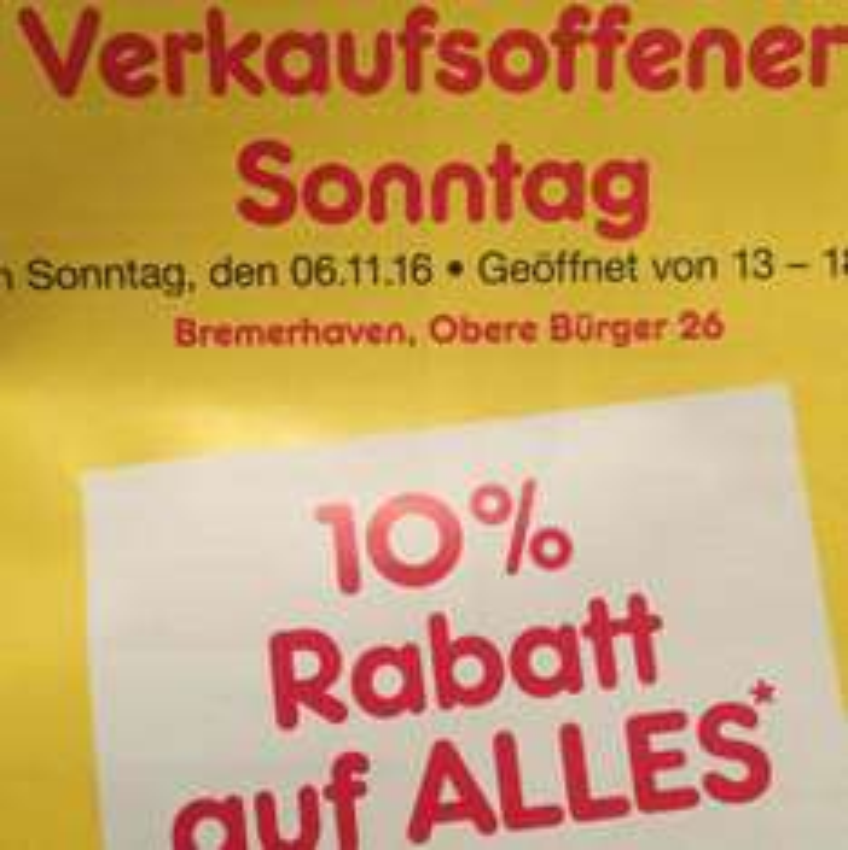 (NettoMD Bremerhaven) 10% auf ALLES*