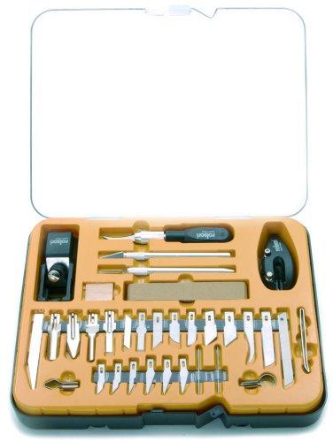 [Amazon plus] Messer- Skalpell-Set für Handwerker oder zum Schnitzen.