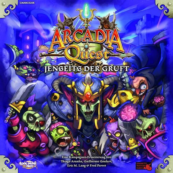 [Thalia.de] Arcadia Quest Erweiterung - Jenseits der Gruft