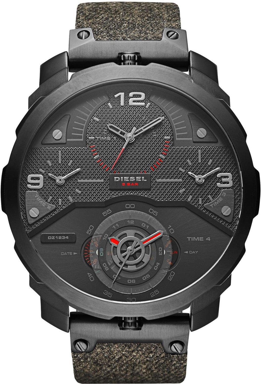 One Day Deal - DIESEL Uhren Sale auf Vente Privee, z.B. Diesel Machinus Series Black DZ 7358 für 155€ statt 209€