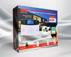 Multi Kon Trade Funk-Alarmanlagen-System M2B GSM SET-4