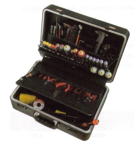 109 teiliger Elektronik Service Koffer von BAHCO, 474 statt 2956 €
