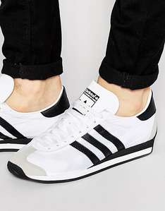 (Asos) Adidas Originals Country OG Trainers für 32,55€