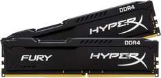 (Conrad) Kingston HyperX Fury 16GB DDR4-2400 für 72,35 €