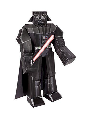 Star Wars Papier Bastelset Darth Vader, groß, 30 cm von Jazwares für 1,87 € [Amazon plus]