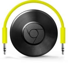Google Chromecast Audio für 21,11€ [Mymemory]
