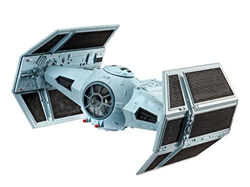 Revell 63602 - Star Wars - Model Set Darth Vader's Tie Figh Im Maßstab 1:121 [Amazon Prime]
