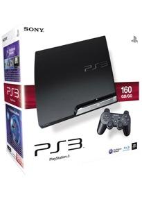 (reBuy) PlayStation 3 Slim mit 160GB (gebraucht gut) für 64,99€