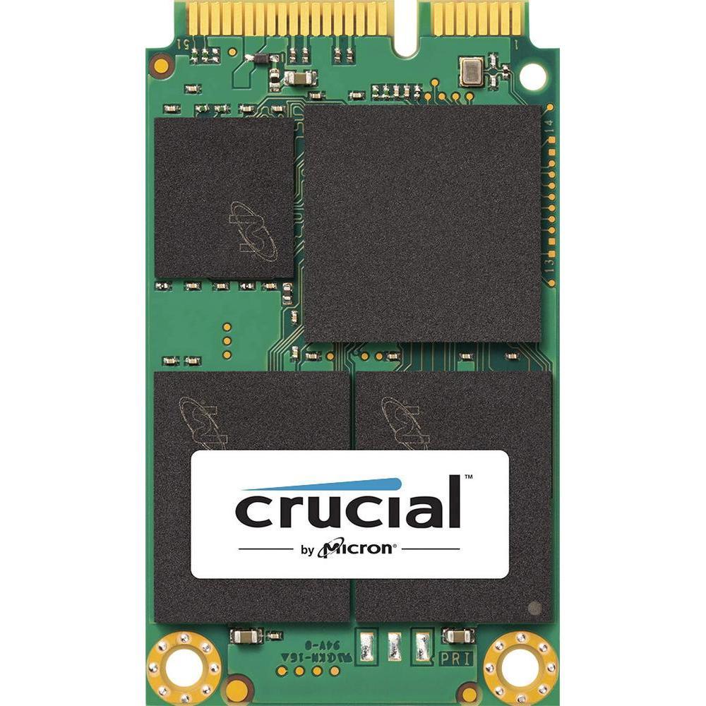 mSata SSD 250 GB Crucial MX200 bei [Conrad] Online