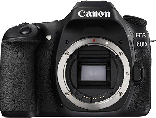 [Amazon] Canon EOS 80D (Body) in Kombination Blitzangebot/Winter-Cashback für 809 Euro bzw. 764 Euro